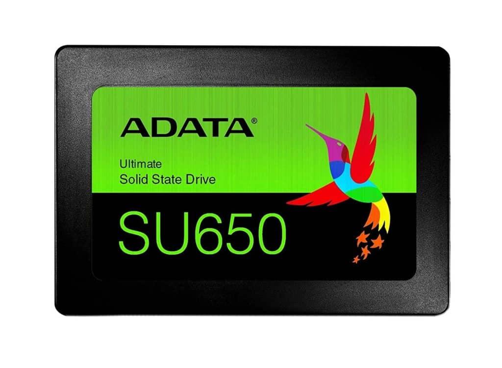 ADATA Ultimate SU650 3D NAND 240 GB SSD