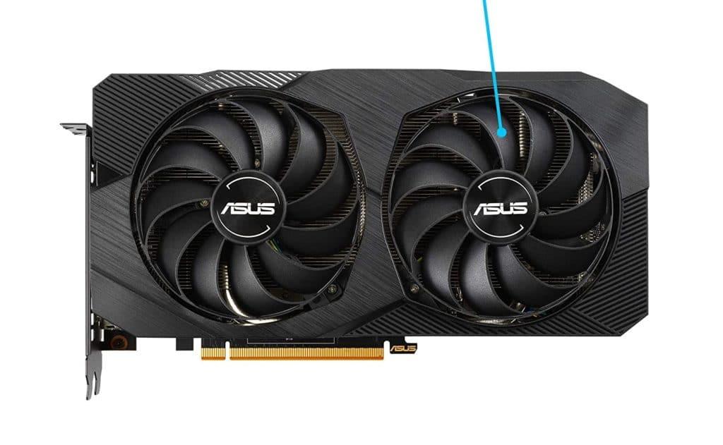 BUDGET GRAPHICS CARD AMD RX 5500 XT 8GB