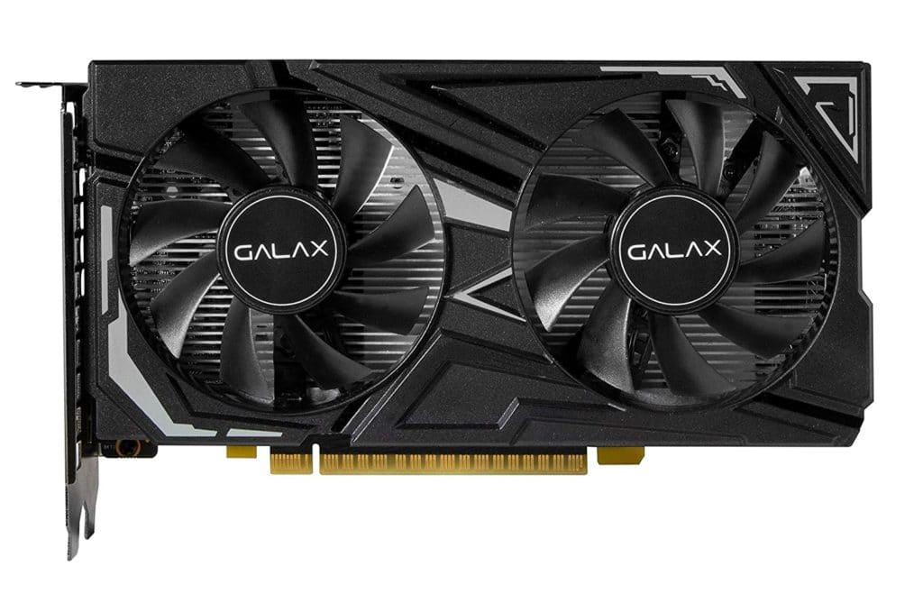 budget graphics card Nvidia GTX 1650 Super 4GB
